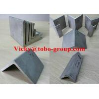 Quality SS316 Angle Bar AN 8550 Grade: Stainless Steel 316 Size: 75×75×6MM×6M for sale