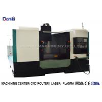 China Fanuc Oi MF Control System Cnc Milling Equipment , 3 Axis Milling Machine Aluminum Engraving on sale