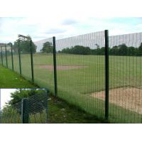 Buy High Security Galvanised Palisade FencingSmall Mesh Finger Proof Safe Sensor System at wholesale prices