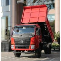 Quality Light Duty 10 Wheels Coal Dump Truck / 4x4 Mini Dump Truck 140 Horsepower for sale