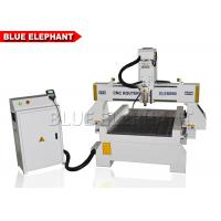 Quality Smart 3d 6090 water cooling small cnc router machine for mdf panel door cutting for sale
