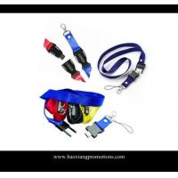 Quality Promotional company use cheap id card holder lanyard with logo for sale