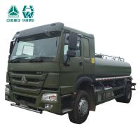 Quality Manual Transmission Stainless Steel Water Trucks , Water Truck Equipment for sale