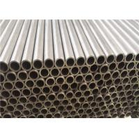 Quality Black Painted Hollow Steel Tube ST52.4 , Cold Drawing Precision Steel Pipe for sale
