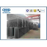 Buy Stainless Steel Exhaust Gas Economizer In Boiler Gilled Tube With Coal Fired at wholesale prices