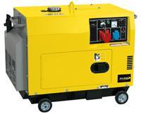 Quality Diesel Generator, Air Cooled, 3kw/3.5kw Silent Type (ADP3500T) for sale