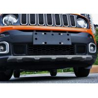 Stainless Steel Auto Body Kits Jeep Renegade 2016 Bumper