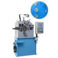 Quality Automatic Oiling Compression Spring Machine 250 Pcs/Min For Oil Seal Springs for sale