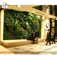 Quality UVG GRW03 Artificial Plant Walls for indoor outdoor garden decoration for sale