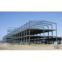 Buy Portal Frame Style Structure Steel Sheds For Agriculture And Industry at wholesale prices