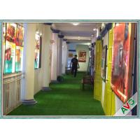 Buy cheap High Density Outdoor Artificial Grass Soft / Comfortable Feeling Fake Outdoor Grass from Wholesalers