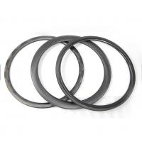 Quality Tubeless Carbon 29er Mountain Bike Rims And Tires 3k / Ud Wide Downhill OEM for sale