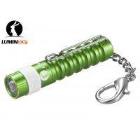 Buy Color Optional Cree LED Flashlight Adapts 1 AAA Battery with KeyChain at wholesale prices