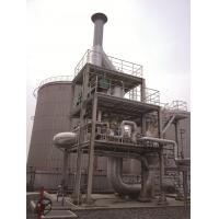 China S S Waste Water Thermal Oxidizer Design , Liquid Waste Incinerator on sale
