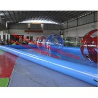 Large inflatable swimming pool inflatable deep pool adult for Large size inflatable swimming pool