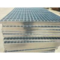 China Hot Dipped Galvanized Steel Bar Grating Light Structure For Catwalks / Platforms on sale