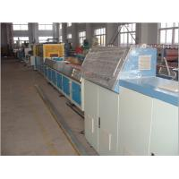 Quality WPC Profile Making Machine WPC Profile Production Line , Door Board Extrusion Line for sale