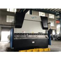 Buy cheap TUV Hydraulic Metal Brake Machine For Aluminum Profiles , Cnc Busbar Bending from wholesalers
