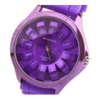 Quality colorful fashion digital watch, silicone electronic watch NGW018 for sale