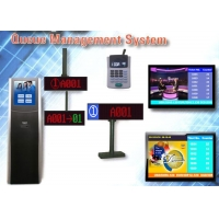 China High Sensitiveness Electronic Queue System Ticket Dispenser on sale