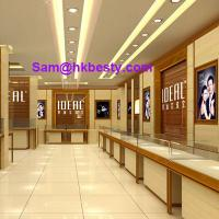 Buy cheap Shop Counter Design and interior furniture design, jewelry display counter from wholesalers