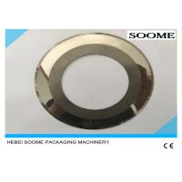 Quality Thin Blade Corrugated Machine Parts Customized Size And Shape For Slitter Scorer for sale