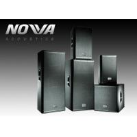 Buy Music Hall Full Range Speakers 750 W Lightweight For Outdoor , High Performance at wholesale prices