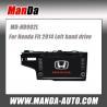 Buy cheap 2 din car sat nav for Honda Fit 2014 Car dvd player gps navigation multimedia from wholesalers