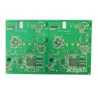 Mini Pad 4 Layer Multilayer Pcb Manufacturing Proces Circuit Board With Impedance Control