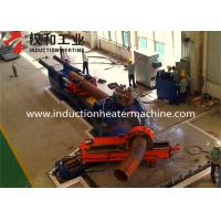 Quality Automatic Pipe Bending Machine with 1050℃ Induction Heating Temperature WGYC325 for sale