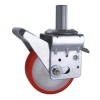 China scaffold tower caster on sale