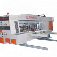 Quality Electric Corrugated Box Die Cutting Machine Simple Operation CE ISO Approval for sale