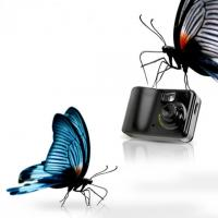 Quality Motion Detection Car Mini DVR Recorder With Web Camera 1280 * 960 High - Resolution for sale