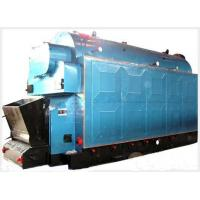China DZL Series 0.7MW 0.7MPa Coal-Fuel Hot Water Boiler on sale