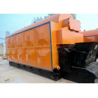 Buy Fire Tube Wood Burning Steam Powered Electric Generator 10t Compact Structure at wholesale prices