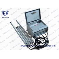 Quality 350W Up To Six Bands OEM High Power Waterproof Mobile Phone Signal Prison Jammer for sale
