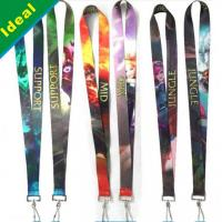Quality Polyester lanyards for sale for sale