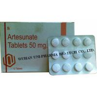 Buy cheap Artesunate 50mg Medical Tablets For treatment of cerebral malaria and all kinds of critical malaria from Wholesalers
