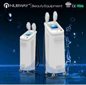 salon use pain free hair removal laser ipl rf shr beauty machine
