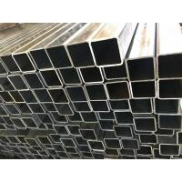 Quality Square Rectangular Seamless Steel Pipe Material Grade ASTM A 500 Grade A Of Size 40x40x3mm for sale