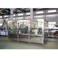 China Fully Automatic Water Bottling Machine For Plastic Bottle CGF 18-18-6 on sale