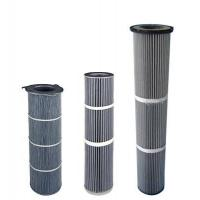 Quality HDPE Recycled Plastic Anti-static Coating AMANO Filter Cartridge for sale