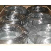 China Low Carbon Mild Steel Galvanized Iron Wire Binding For Meshes / Spring Wire on sale