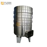 China stainless steel sparkling wine fermentation tank on sale