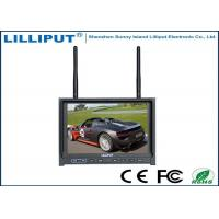 Quality 32 Channel 7 Inch LCD FPV Video Monitor 1280x800 Field Monitor 339 / DW for sale