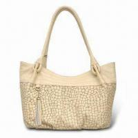Quality Genuine Leather Bag in Fashionable Design, OEM Orders are Welcome, Suitable for Women for sale