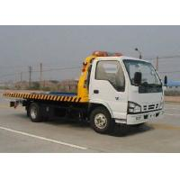 Quality Durable 40KN Wrecker Tow Truck 1500kg For Breakdown Recovery for sale