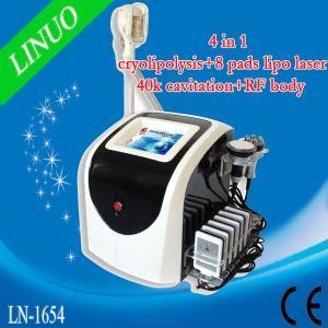 Quality Laser Cryolipolysis Machine,Cryolipolysis Fat Freezing Machine,Cavitation RF Cryolipolysis Slimming Machine for sale
