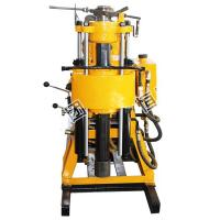 Quality 380V Water Well Drilling Machine With Diesel Engine  ,  Drlling Depth 230m for sale