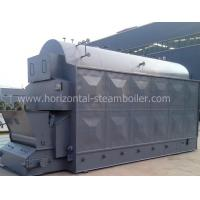 Quality Automatic 1 - 10tons / h Biomass Pellet Boiler For Food Industrial for sale
